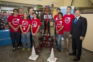 Students met with Governor Rick Scott  at an Stem event hosted at FPL. At the event, FPL announced they would offer scholarship to anyone on a FIRST team or involved with STEM.